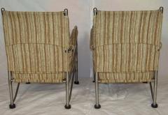 Warren McArthur Pair of Warren McArthur Stainless Steel Light Lounge Lounge Chair1934 35 - 780828