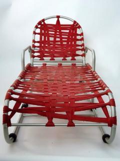 Warren McArthur Rare Warren McArthur Adjustable Chaise circa 1938 - 568833