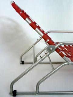 Warren McArthur Rare Warren McArthur Adjustable Chaise circa 1938 - 568834