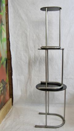 Warren McArthur Rare Warren McArthur Stainless Steel Nest of Tables 1934 35 - 611300