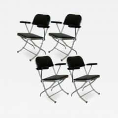 Warren McArthur Set of Ten Warren McArthur Folding Chairs - 181427