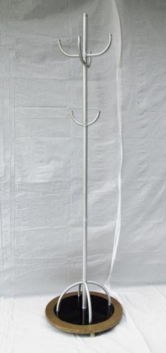 Warren McArthur Warren McArthur Aluminum Coat Hat Rack from the Arizona Biltmore 1932 - 731384