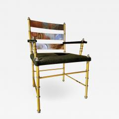 Warren McArthur Warren McArthur Armchair c 1931 Warren McArthur Furniture Co Los Angeles - 1554584