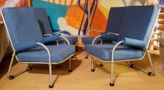 Warren McArthur Warren McArthur Four Lounge Chairs Circa 1939 - 2067622