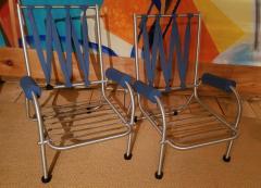 Warren McArthur Warren McArthur Four Lounge Chairs Circa 1939 - 2067623