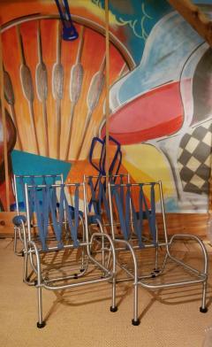 Warren McArthur Warren McArthur Four Lounge Chairs Circa 1939 - 2067625