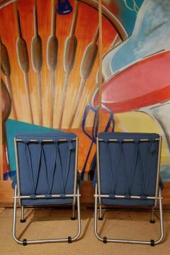 Warren McArthur Warren McArthur Four Lounge Chairs Circa 1939 - 2067628