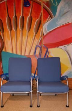 Warren McArthur Warren McArthur Four Lounge Chairs Circa 1939 - 2067634