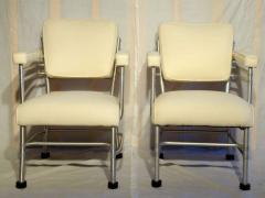 Warren McArthur Warren McArthur Two Club Chairs circa 1938 - 569315