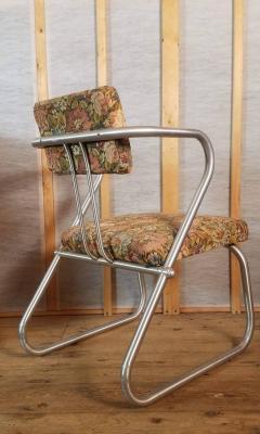 Warren McArthur Warren McArthur Z Chair Model 708 circa 1938 - 1661584