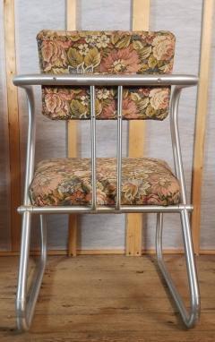 Warren McArthur Warren McArthur Z Chair Model 708 circa 1938 - 1661587