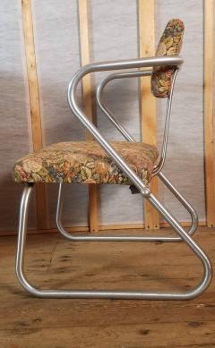Warren McArthur Warren McArthur Z Chair Model 708 circa 1938 - 1661588