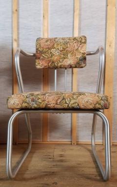 Warren McArthur Warren McArthur Z Chair Model 708 circa 1938 - 1661589