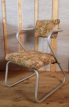 Warren McArthur Warren McArthur Z Chair Model 708 circa 1938 - 1661591