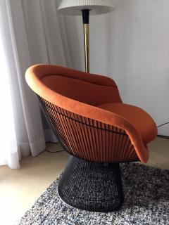 Warren Platner Bronze Frame Lounge Chair by Warren Platner for Knoll - 78295