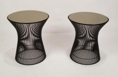 Warren Platner Early Pair of Bronze Side Tables Designed by Warren Platner for Knoll 1966 - 1065676