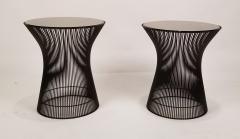 Warren Platner Early Pair of Bronze Side Tables Designed by Warren Platner for Knoll 1966 - 1065677