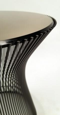 Warren Platner Early Pair of Bronze Side Tables Designed by Warren Platner for Knoll 1966 - 1065682