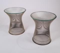 Warren Platner Early Side Tables Designed by Warren Platner for Knoll 1966 - 1065660
