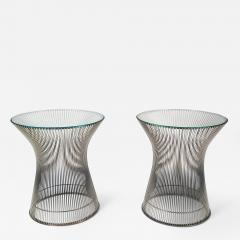 Warren Platner Early Side Tables Designed by Warren Platner for Knoll 1966 - 1066502