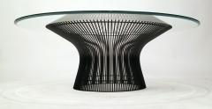 Warren Platner Early Warren Platner Coffee Table in Bronze by Knoll 1966 - 1065670