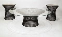 Warren Platner Early Warren Platner Coffee Table in Bronze by Knoll 1966 - 1065674