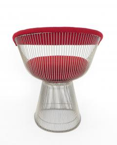 Warren Platner Four Warren Planter Dining Chairs for Knoll International circa 1980 - 1013313
