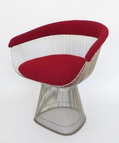 Warren Platner Four Warren Planter Dining Chairs for Knoll International circa 1980 - 1013314