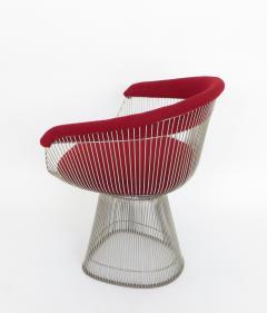 Warren Platner Four Warren Planter Dining Chairs for Knoll International circa 1980 - 1013315
