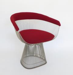 Warren Platner Four Warren Planter Dining Chairs for Knoll International circa 1980 - 1013316