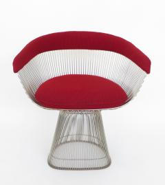 Warren Platner Four Warren Planter Dining Chairs for Knoll International circa 1980 - 1013319
