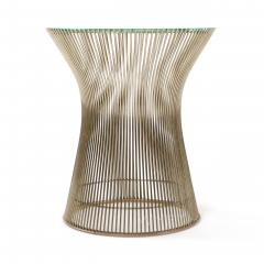 Warren Platner Nickel Side Table by Warren Platner for Knoll - 966382
