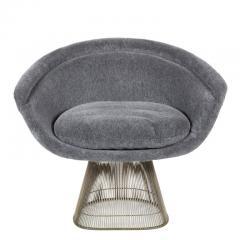 Warren Platner Pair Warren Platner Lounge Chairs - 1051313