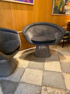 Warren Platner Pair of Lounge Chairs for Knoll - 2012786