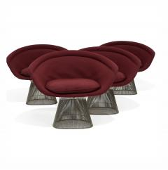 Warren Platner Set of Four Chairs by Warren Platner - 1992222