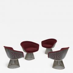 Warren Platner Set of Four Chairs by Warren Platner - 1994294