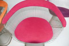 Warren Platner Set of Four Warren Platner Chairs - 957330