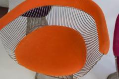 Warren Platner Set of Four Warren Platner Chairs - 957331