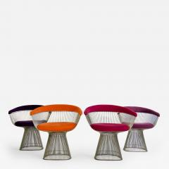 Warren Platner Set of Four Warren Platner Chairs - 961422