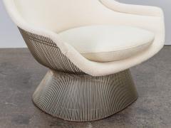 Warren Platner Warren Platner Lounge Chair and Ottoman - 1468280