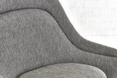 Warren Platner Warren Platner for Knoll Lounge Chair With Ottoman - 2045059