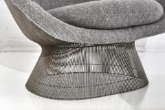 Warren Platner Warren Platner for Knoll Lounge Chair With Ottoman - 2045060