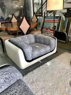 Warren Platner Warren Platner for Steelcase Space Pod Sofa And Chair - 933617