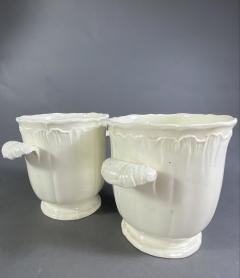 Wedgwood Creamware Wine Rinsers  - 1767426