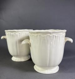 Wedgwood Creamware Wine Rinsers  - 1767430