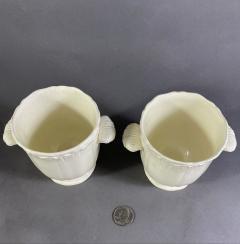 Wedgwood Creamware Wine Rinsers  - 1767431