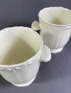Wedgwood Creamware Wine Rinsers  - 1767432