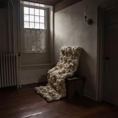 Weight of Remembering Fiber Sculpture by Kat Howard - 1943017