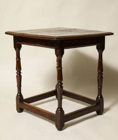Welsh Square Oak Tavern Table - 661533