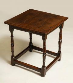 Welsh Square Oak Tavern Table - 661534